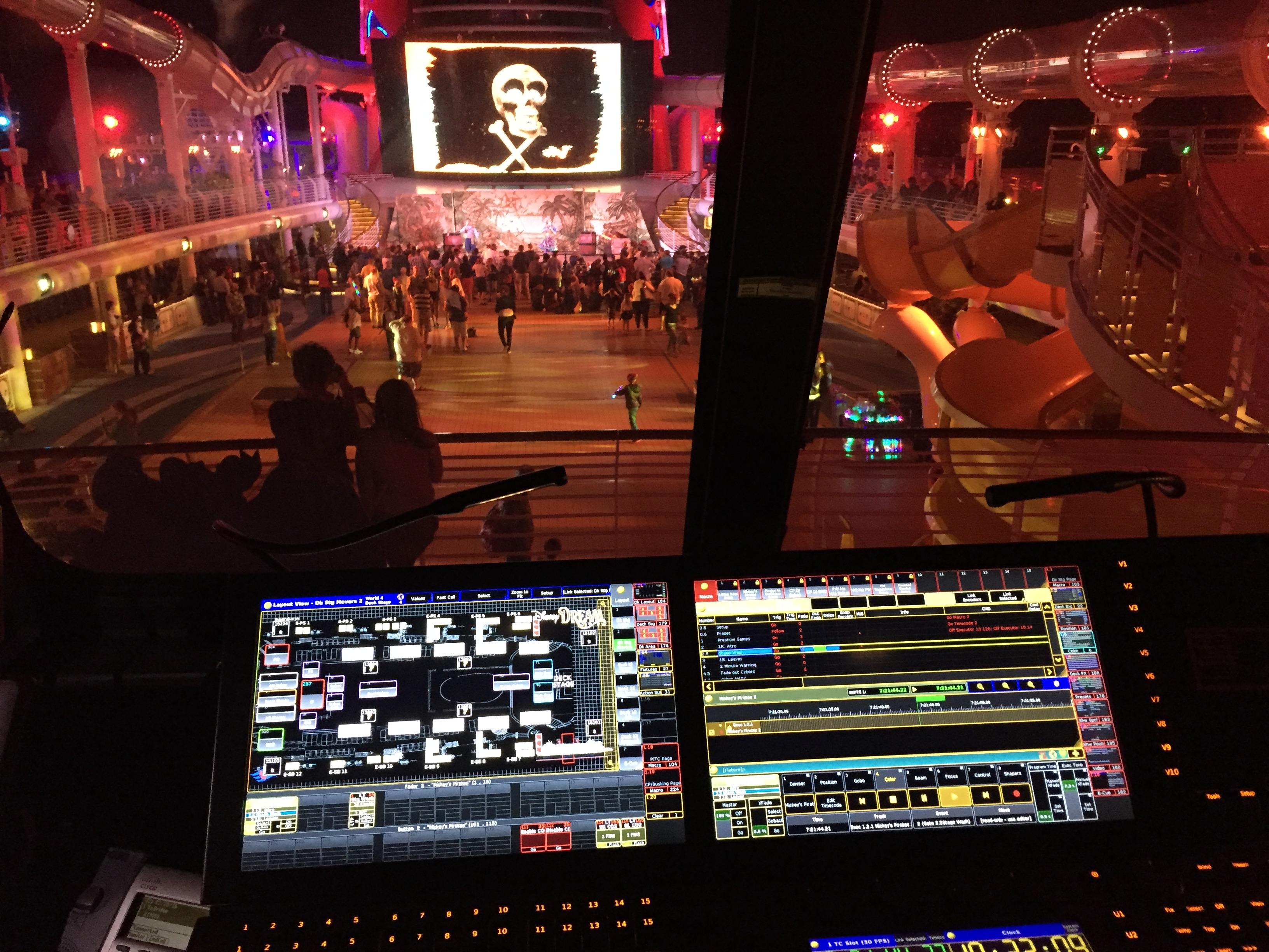 Show Control 2 Shipwide