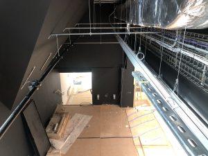 Lighting Bar Installation