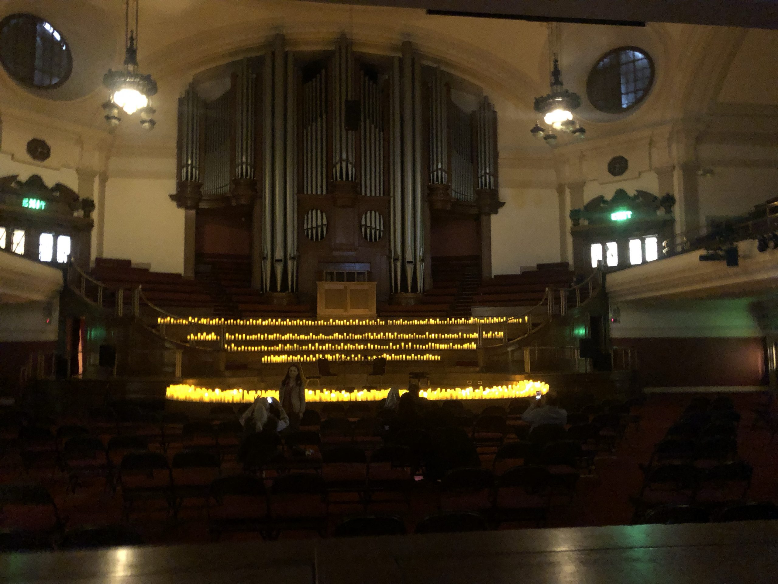 AV Engineer @ A Candlelight Concert (Central Hall Westminster)
