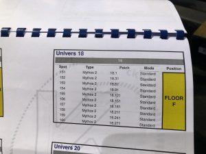 ISL - Universe Breakdown - Image © PRG 2019