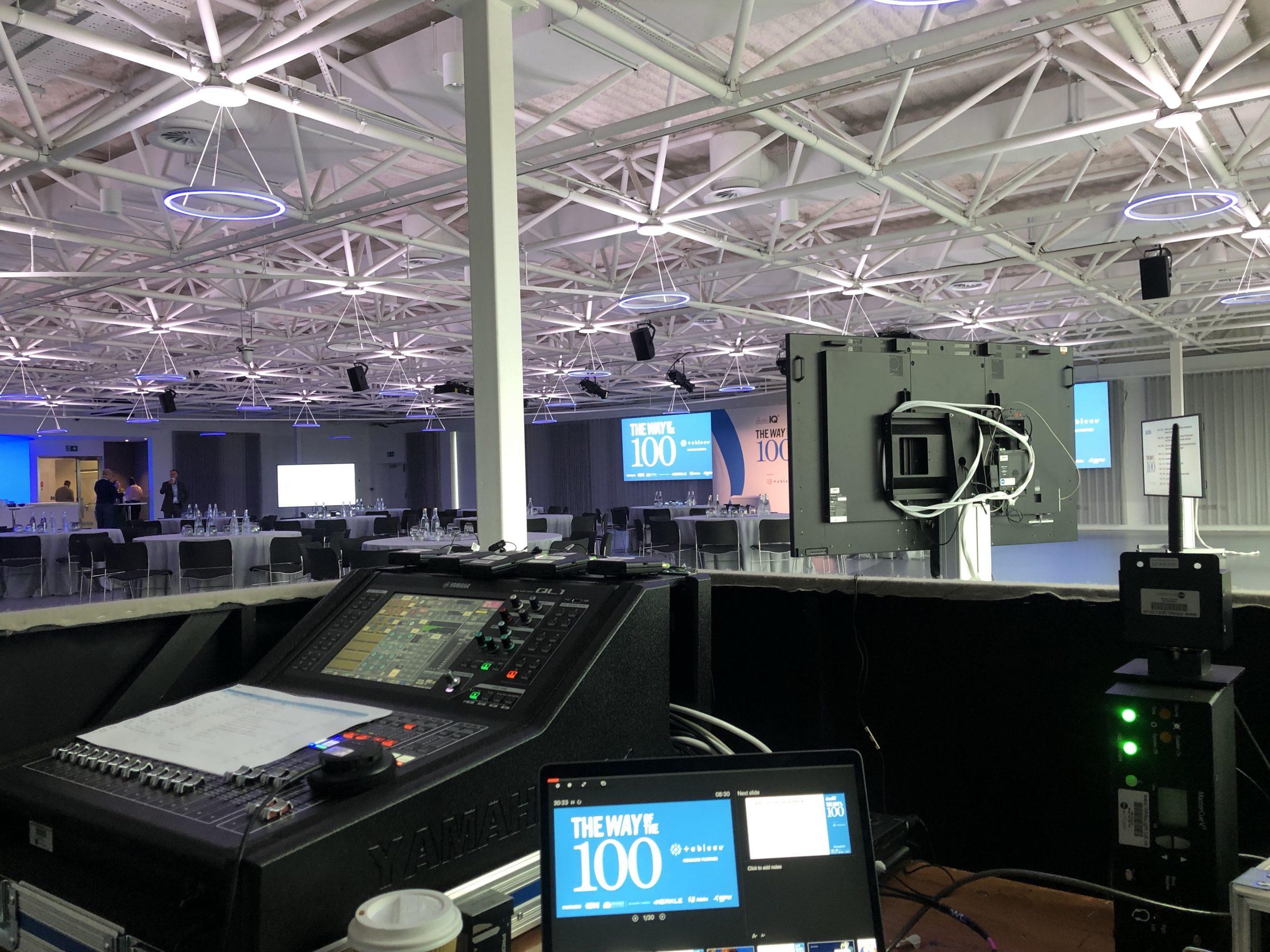 Video Engineer @ Data IQ